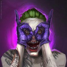 Joker by Gabriel Soares