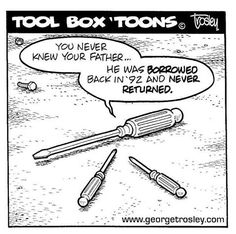 The Common Fate of Tools