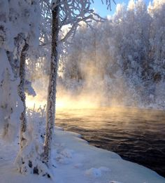 Puolakankoski, Finland - photo by Seija Wilen
