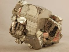 A Pyrite Crystal Cluster From the Huanzala by EarthsAncientArt