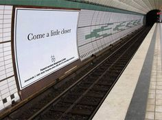 Lystig reklamekampanje!