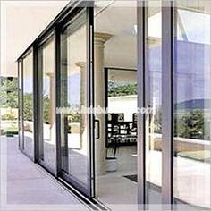 Hot Item Fashion European Design Aluminum Sliding Glass Door Kdssd031 Sliding Doors Exterior Aluminium Sliding Doors External Sliding Doors