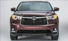2014 Toyota Highlander  top 20 car names as named by consumers