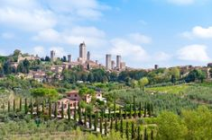 I tell you: you must visit this pearl once in your life!!!! San Gimignano, Tuscany Italy