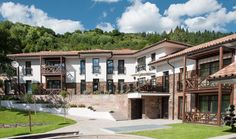 Villa Helia in summer