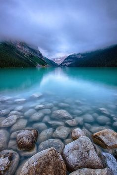 Lake Louise, Canada. One of the most beautiful places in the world...and I have actually been there. It is even more splendid in person!                                                                                                                                                      More