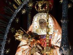 La Virgen de Candelaria (La Morenita),Tenerife, patron of the Canary Islands (photo by Carlos Cadenas) Tenerife, Images Of Mary, Lady Of Fatima, Canary Islands, Virgin Mary, Madonna, Catholic, Princess Zelda, Celebrities