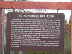 1. Hike the Frenchwoman's Road.