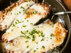 レンジで♬とろ~り茄子の味噌チーズ焼きの画像