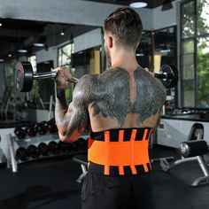 Waist Support Belt Trimmer 2021   Home Care Fitness Gym Workout Videos, Workout Gear, Gym Workouts, Jogging Shoes, Online Yoga, Man Standing, Yoga Accessories, Slim Waist, Weight Lifting