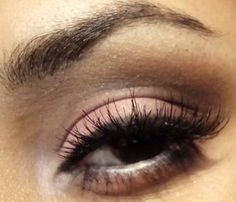 Neutral Pink Eyes using Sephora Beauty Blockbuster Palette