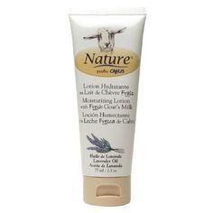Nature By Canus Lotion Goats Milk Nature Lavender Oil (1x11.8 Oz)
