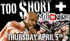 Too$hort I want to go.