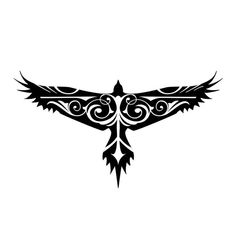 bird back symmetrical tattoo - Google Search