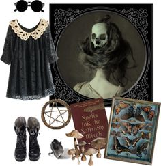 """""""Spells"""" by my-playground-love ❤ liked on Polyvore"""