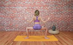 Forget the traditional squats, lunges, and gym equipment. Practicing these yoga poses will shape, round, and lift the booty to where you won't even need the yoga pants to enhance its appearance!