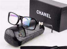 chanel bow eye glasses