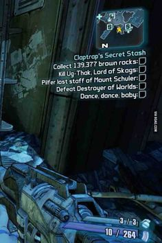 (Borderlands 2) Best quest in the game