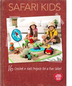 Safari Kids   Red Heart-free ebook