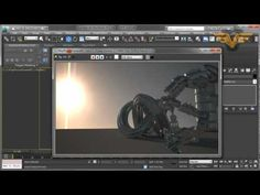 FREE TO VIEW: Vray Elite: Vray Sun & HDRI Linking 3ds Max Tutorials, Computer Animation, 3d Tutorial, 3d Max, 3 D, Drawing, Learning, Lighting, Tips