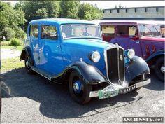 MATHIS EMY4-S Berline - 1935