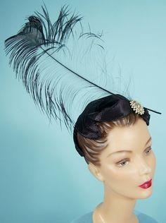 Hat  1950s