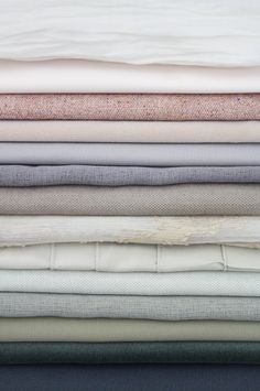 """Création Baumann presents the """"Cotton & Stories"""" Collection Coral Blue, Blue Grey, Pink, Curtain Fabric, Print Design, Cotton Fabric, Presents, Velvet, Colours"""