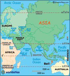 Map Of Bali   Bali Map, Asian Maps, Asia Maps Bali Map Information