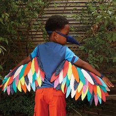 Wild Wings Dress Up Set (Bird) | The Land of Nod