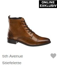 5TH AVENUE Stiefeletten elegant