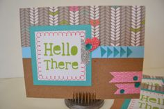 Kim Ferguson's Crafting Blog - Rubber Stamping and Scrapbooking: Lollydoodle (WOTG G1080) Everyday Cards
