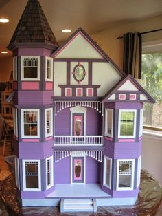 The Small World with Great Prospects - All about Dollhouses.