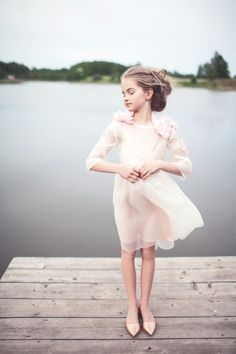 Aristocrat Kids SS16, Water Lily
