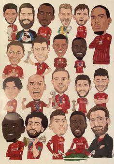 liverpool Liverpool Fc, Liverpool Football Club, Retro Football, Football Art, Premier League, Liverpool Wallpapers, Best Club, Fifa World Cup, Soccer