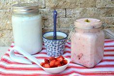 Cum se face iaurt de casă foarte cremos - reteta de iaurt natural simplu sau cu fructe savori urbane