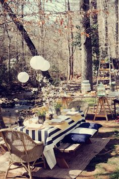 outdoor picnic party #picnicparty #summer