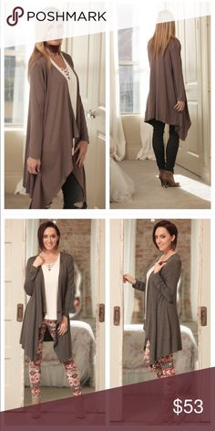 WaterFall Cardigan | Products