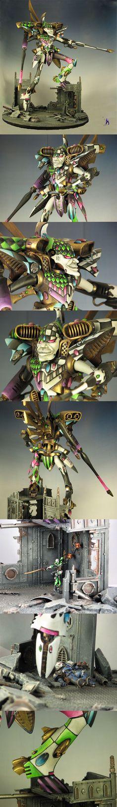 Harlequin Titan