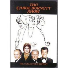 The Carol Burnett Show, The Collector's Edition, Episodes 901 & 903 [DVD] with guest stars Shirley MacLaine and Sammy Davis, Jr. Lyle Waggoner, Harvey Korman, Carl Reiner, Comedy Tv Shows, Great Comedies, Carol Burnett, Rock Hudson, Maggie Smith, Vincent Price