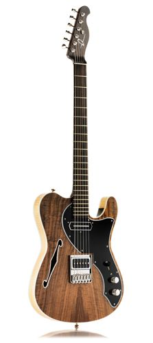 Wirebird Guitars—The Contour