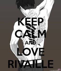 I could never do such a thing.....who can keep calm with such a powerful force around #keepcalm #loverivaille