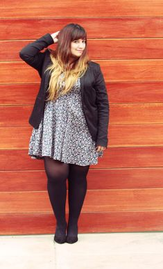 Chic Fall Look | Plus Size Street Style