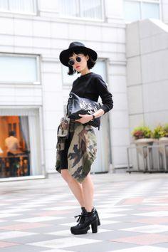 高橋 茜 | ストリートスタイル・スナップ | ファッションプレス