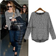 Cheap sweater cashmere, Buy Quality sweater fashion directly from China sweater companies Suppliers:  Women Long Sleeve Swe
