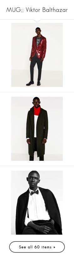 """MUG;; Viktor Balthazar"" by jackiechan09 ❤ liked on Polyvore featuring men's fashion, men's clothing, men's shirts, men's t-shirts, tops, men, shirts, t-shirts, black and mens cotton shirts"