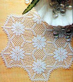 Kira scheme crochet: Scheme crochet no. 2310