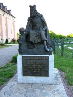 Casimir III the Great - Niepołomice