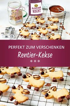 Easy Cookie Recipes, Cookie Desserts, No Bake Cookies, Christmas Cookies, Preschool Christmas Crafts, Easy Christmas Decorations, Christmas Baking, Simple Christmas, Food And Drink