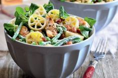 20 jídel do krabičky | Apetitonline.cz Potato Salad, Macaroni And Cheese, Menu, Potatoes, Ethnic Recipes, Food, Menu Board Design, Mac And Cheese, Meal