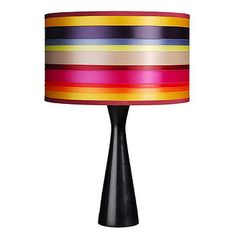Build up wire frame around current lampshade and then wrap in ribbon....I have to try this